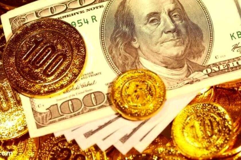 افزایش ۲۵۰ هزار تومانی قیمت سکه در خرداد ماه/ افزایش ۹۵۰ تومانی دلار در یک ماه