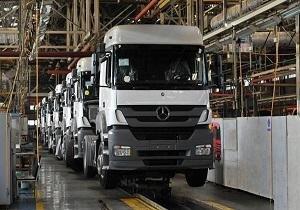 اولین کامیون ساخت اردبیل وارد بازار می شود