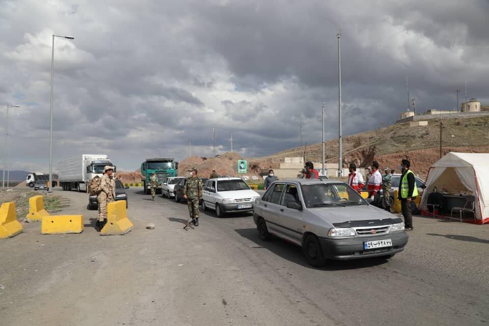 ممانعت از ورود مسافران نوروزی به منطقه آزاد ارس