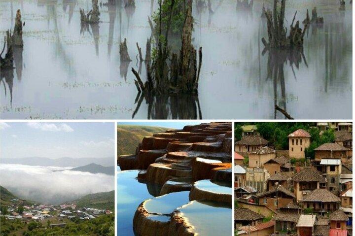 صنعت گردشگری و کشاورزی غرب مازندران روبه نابودی است