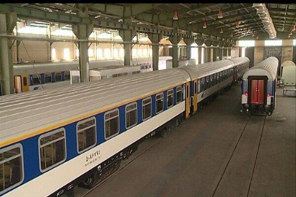 راه اندازی مجدد یک رام قطار زنجان به تهران