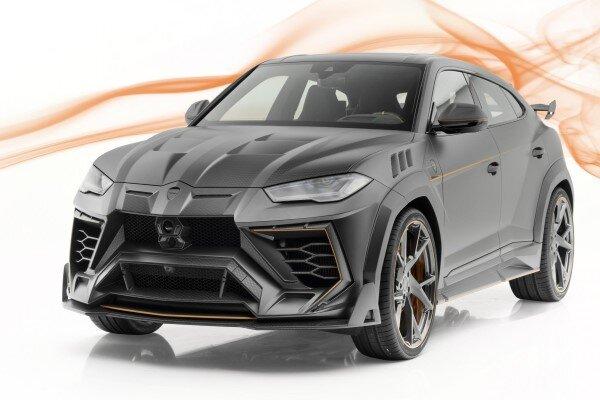 رونمایی از خودرو جدید لامبورگینی
