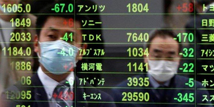 رشد سهام آسیا اقیانوسیه در بازارهای جهانی