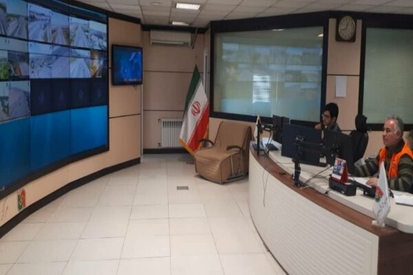 ورود و خروج در محورهای مواصلاتی استان تهران از ۲ میلیون تردد عبور کرد