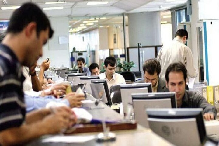 شروع کار ادارات در روزهای ۱۹ و ۲۳ رمضان با ۲ ساعت تاخیر