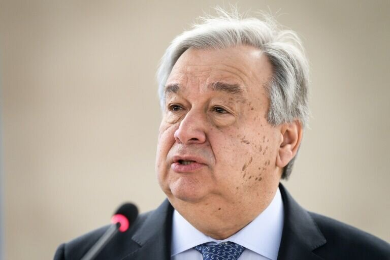 کرونا بدترین بحران جهانی از زمان تاسیس سازمان ملل تاکنون است