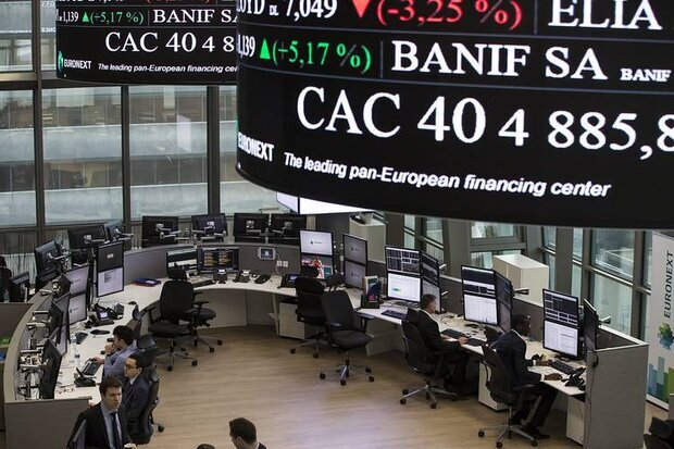 افت محسوس بازار سهام اروپا
