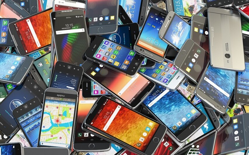 قیمت روز انواع تلفن همراه در ۷ اردیبهشت ۱۴۰۰