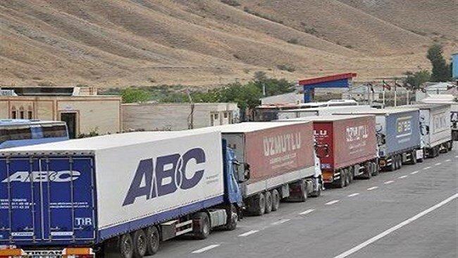 کاهش ۹۸ درصدی حمل و نقل جادهای در آذربایجان شرقی