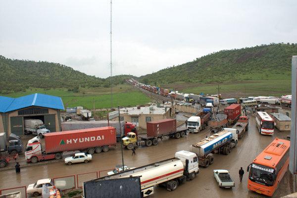 ناوگان حمل و نقل آذربایجانشرقی ۱۱ میلیون تن کالا جابجا کرد