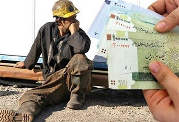 حقوق معوقه کارگران واحدهای تولیدی پرداخت شود