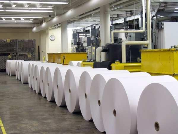کارخانه تولید کاغذ در اسدآباد احداث می شود