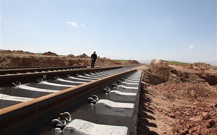پروژه راه آهن  همدان- سنندج تا پایان سال مالی ۹۹ به بهره برداری می رسد