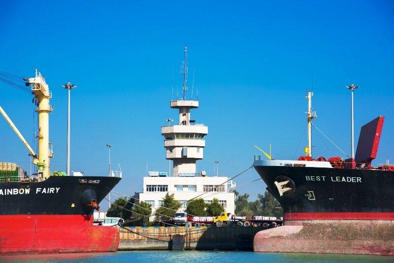 تمامی کشتی های خزر در بندر آستارا پهلوگیری می کنند