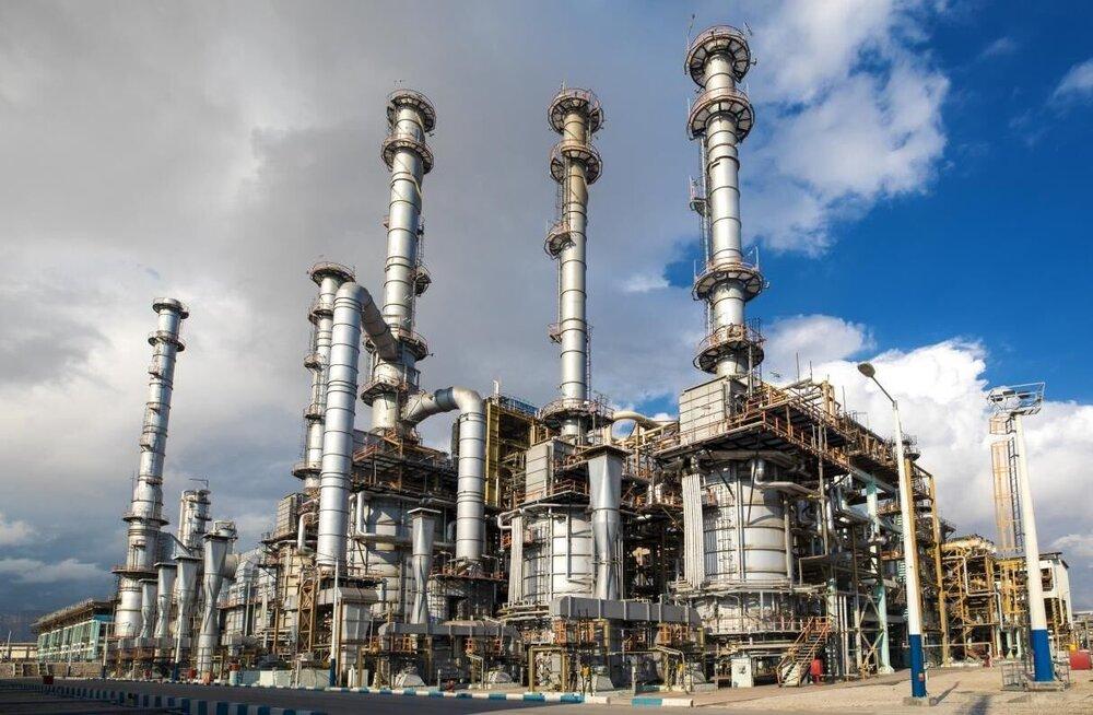 افزایش ۱۸ درصدی تزریق پالایشگاه گاز ایلام به خط سراسری
