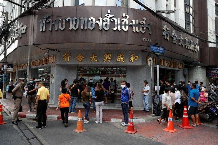 پیش بینی کاهش رشد اقتصادی در تایلند