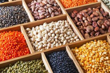 قیمت انواع حبوبات در ۲۶ خرداد ۱۴۰۰