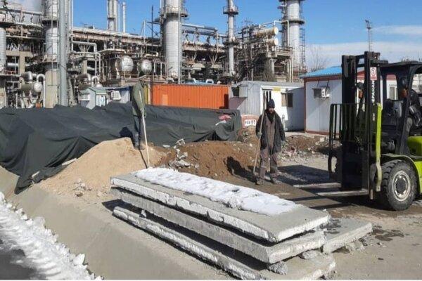 تولید ۱۶ میلیون لیتر بنزین به طور روزانه در شرکت پالایش نفت شازند
