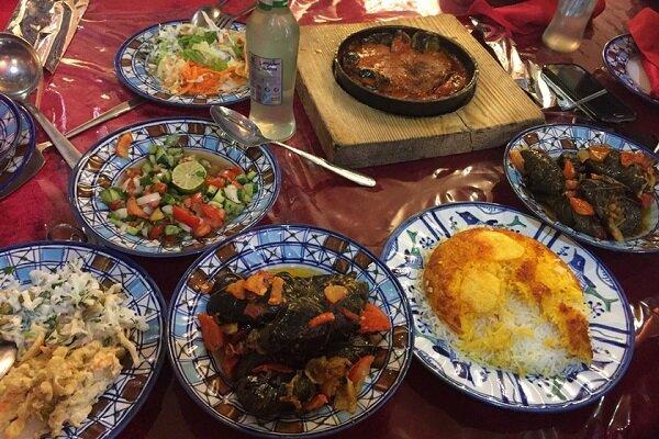 رستوران ایرانی در قزاقستان