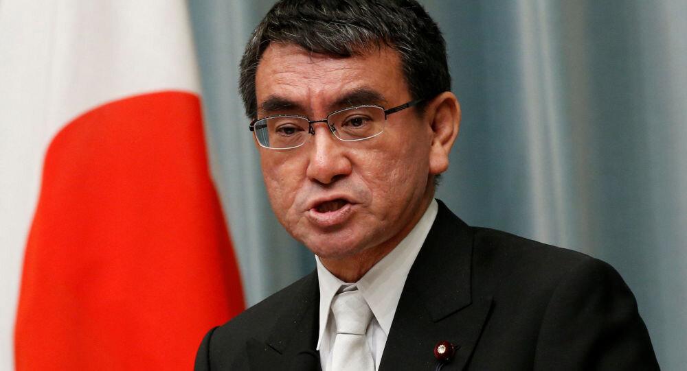 هشدار وزیر خارجه ژاپن درباره بحران اقتصادی
