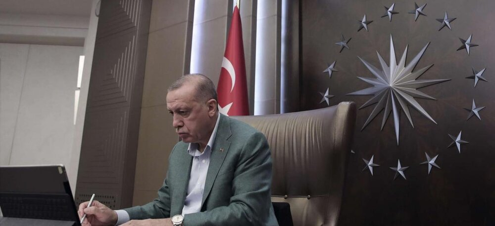 رئیس بانک مرکزی ترکیه برکنار شد