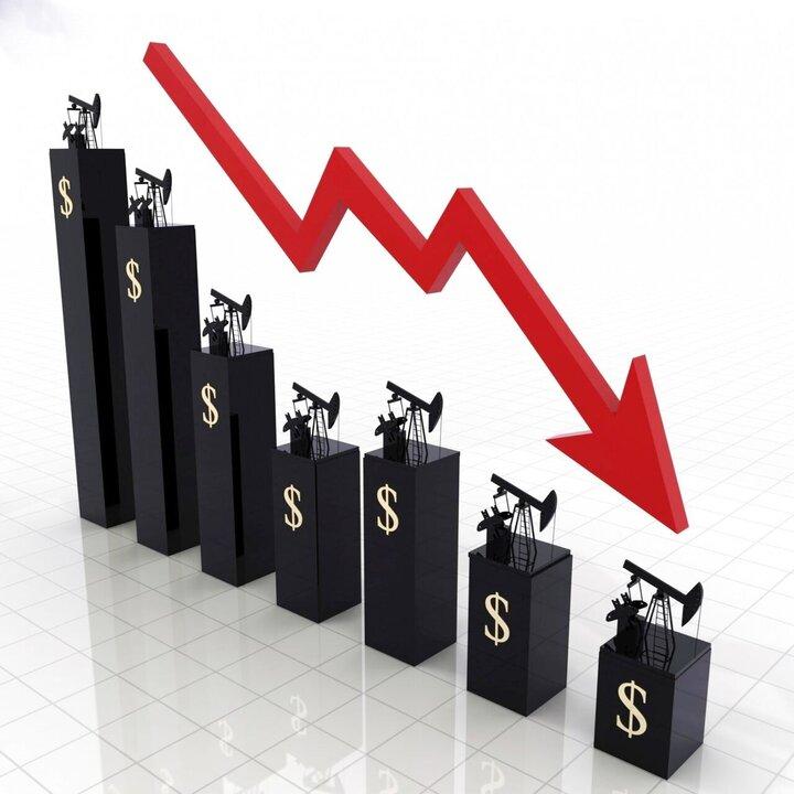 کاهش شدید بهای نفت در بازار نیویورک