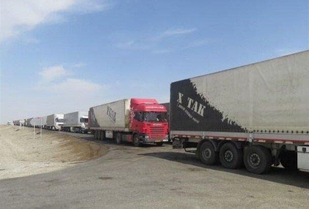۱۵ میلیون تن کالا از پایانه مرزی میرجاوه صادر شده است
