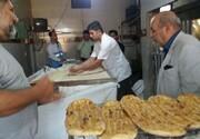 تشکیل پرونده برای ۵۵ واحد نانوایی متخلف در گلستان