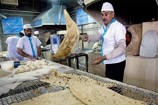 نانواییهای زنجان فقط تا ساعت ۱۹ فعالیت میکنند