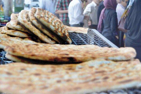 ازدحام در نانواییهای خراسان شمالی| نان بازهم دغدغه مردم شد