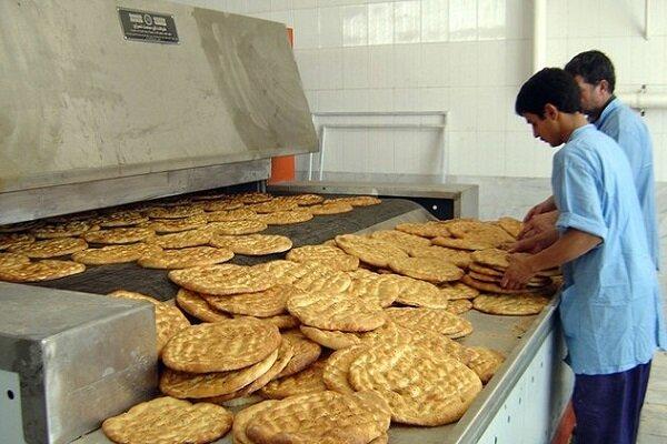 هزینه افزودن کنجد بر نان به عهده نانوا نیست
