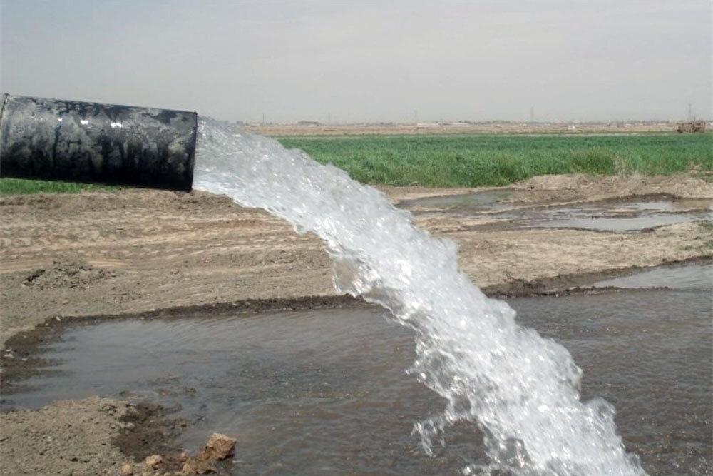 پیشرفت ۵۰ درصدی ذخیره مخزن ۱۰۰ هزار متر مکعبی تبریز