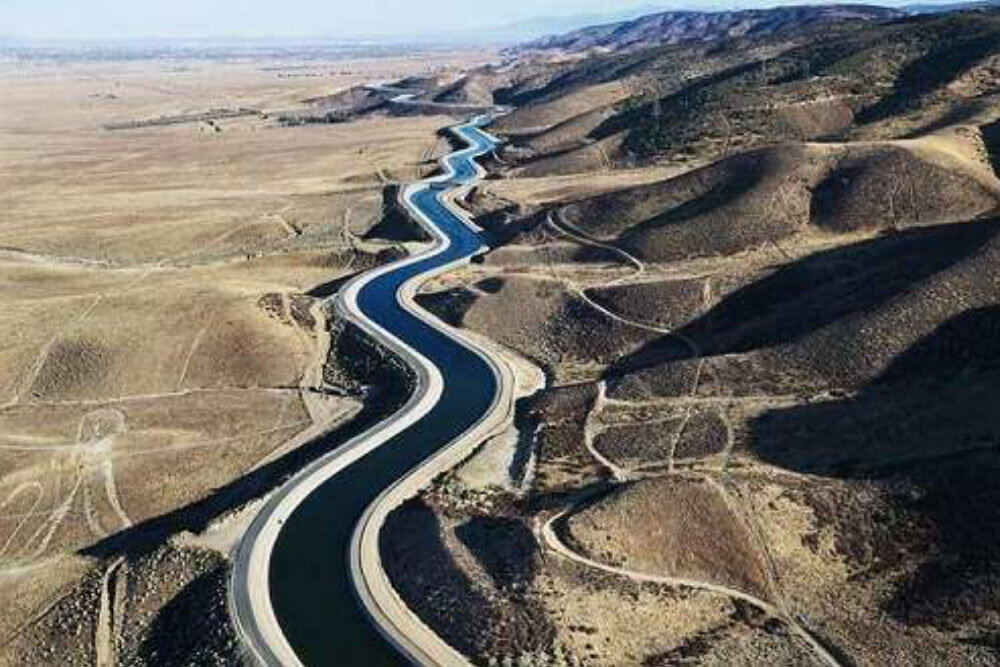 آبرسانی از سد طالقان به قزوین یکی از بزرگترین طرحهای آبی کشور است