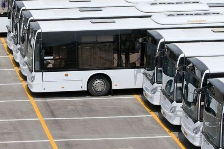 واردات اتوبوس های دست دوم از اروپا صحت ندارد