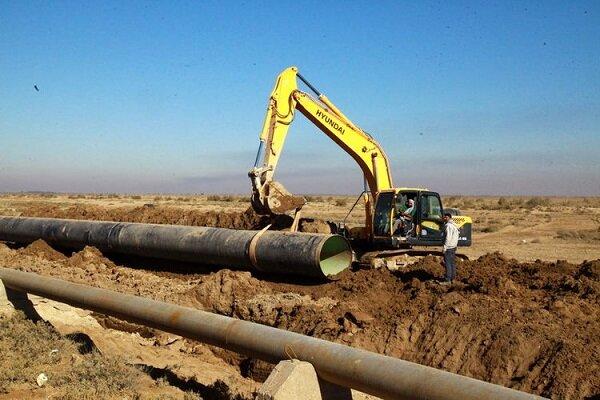 پروژه انتقال آب از سد طالقان به آبیک ۵۵ درصد پیشرفت فیزیکی دارد