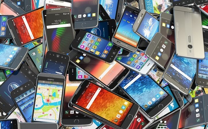 قیمت روز انواع تلفن همراه در ۱۷ فروردین ۱۴۰۰