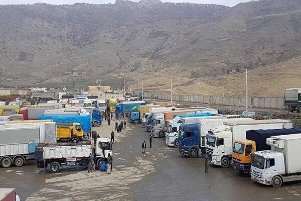 ترانزیت ۱.۲ میلیون تن کالا از گمرکات آذربایجان غربی به خارج از کشور