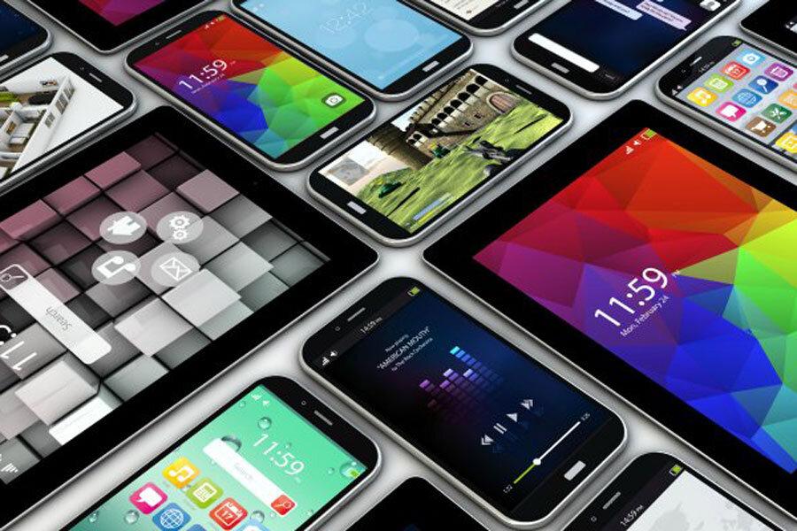 واردات حدود ۷ میلیون و۸۰۰ هزار تلفن همراه به کشور
