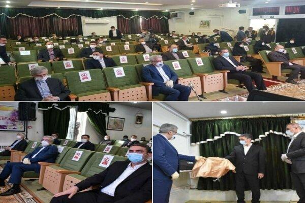 طرحهای صنعت آب و برق در استان مرکزی افتتاح شد