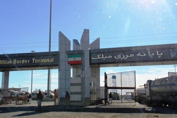 رتبه سوم صادرات غیر نفتی ایران به مرز «میلک» اختصاص دارد
