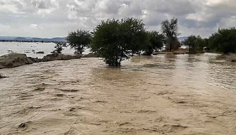 احتمال وقوع سیل و طغیان رودخانه ها در زنجان