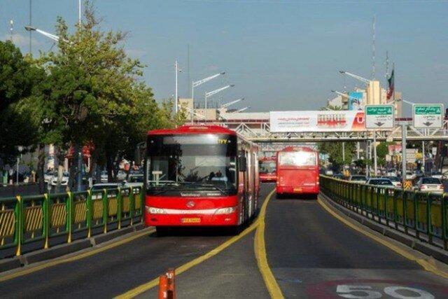 ۲۱۰ دستگاه اتوبوس و مینیبوس اخیراً وارد ناوگان اتوبوسرانی شده است