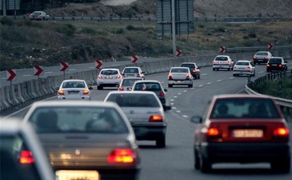 افزایش ۴.۶ درصدی تردد در جادههای کشور