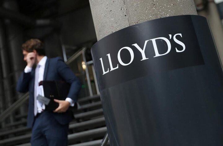 خسارات بیش از ۶ میلیارد پوندی شرکت بیمه لویدز انگلیس