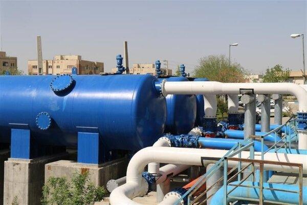 دومین تصفیهخانه اضطراری آب شرب پردیس با ظرفیت ۱۵۰ لیتر در ثانیه افتتاح میشود