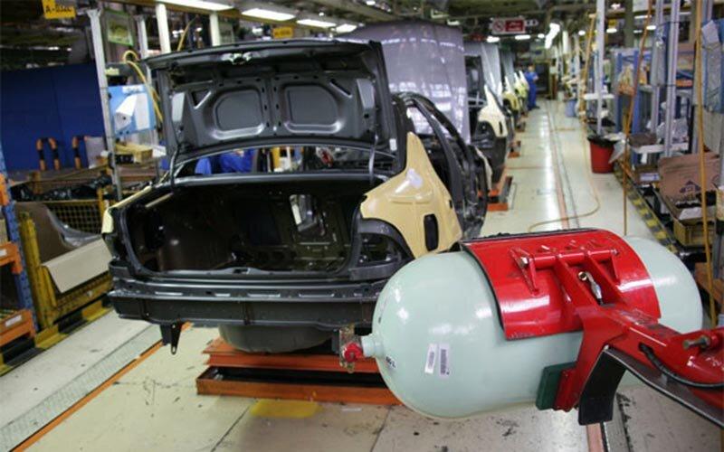 آغاز ثبت نام طرح دو گانه سوز کردن خودرو های مسافربر شخصی