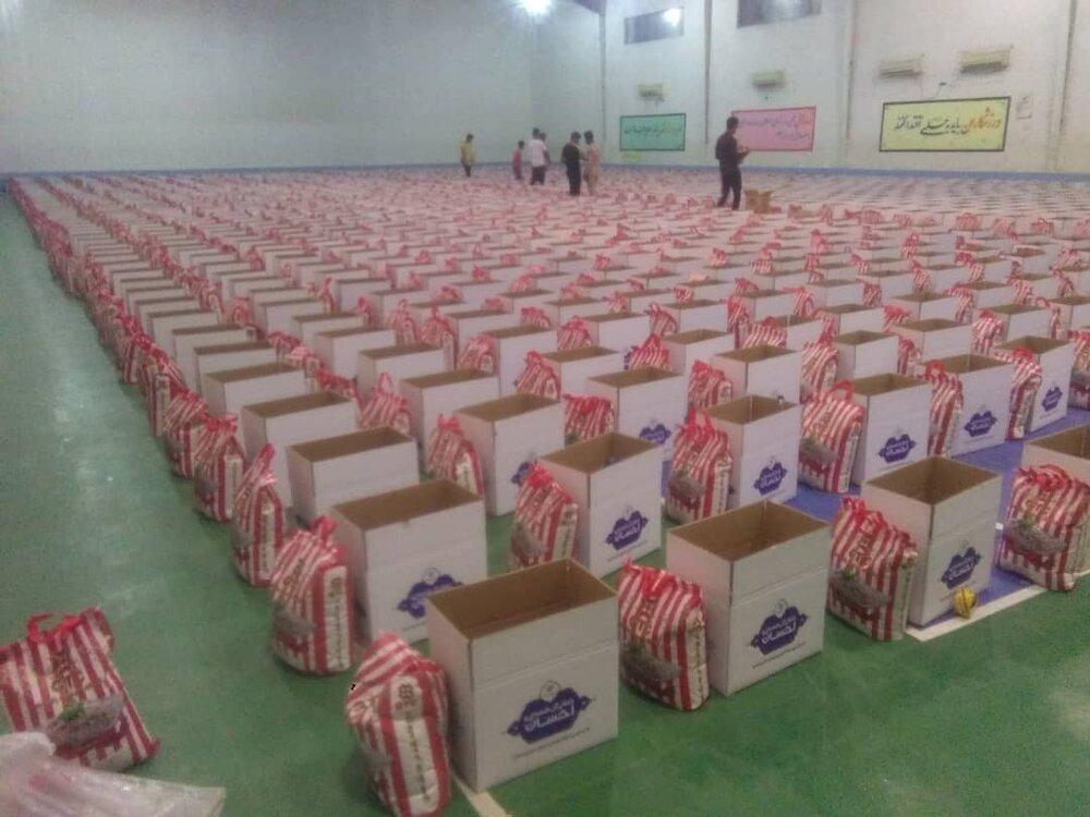 ۱۵۰ هزار بسته معیشتی در لرستان توزیع شد