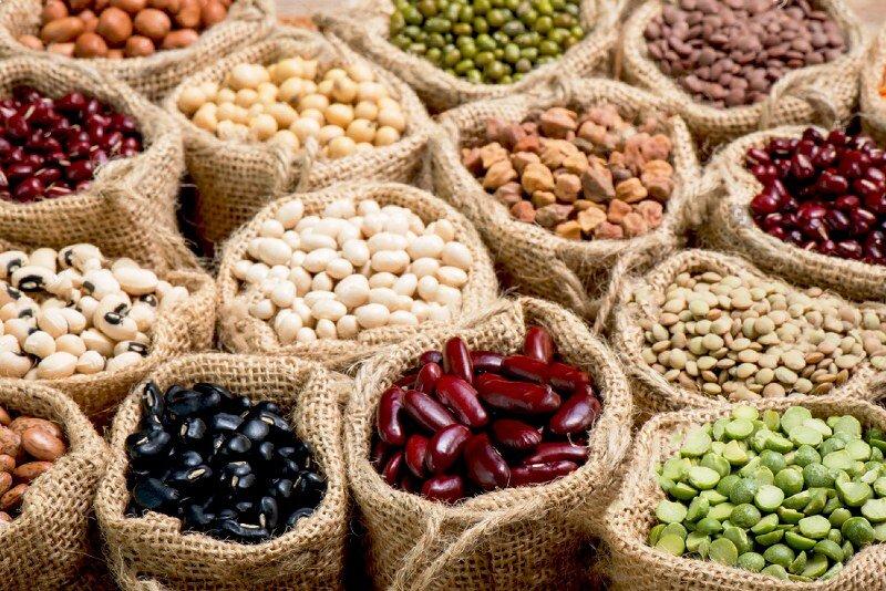 قیمت انواع حبوبات در پنجم اردیبهشت ۱۴۰۰