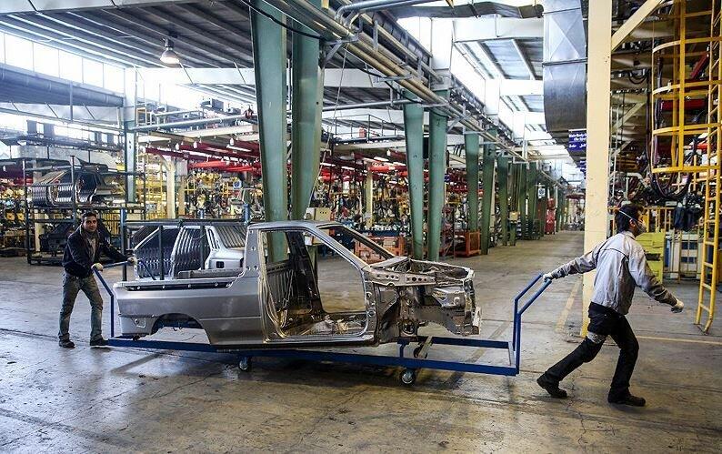 شرکت های خودروسازی فاصله کمی تا خودکفایی کامل در تولید خودرو دارند
