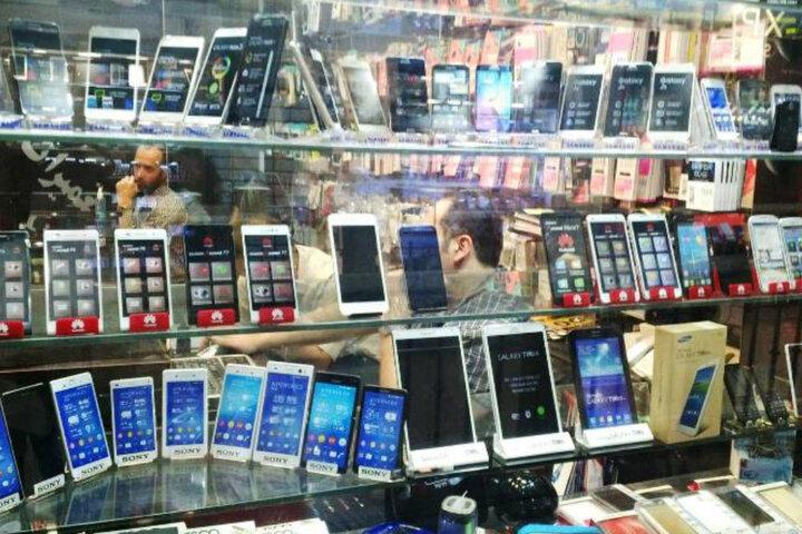 قیمت روز انواع تلفن همراه در ۲۹ تیر ۱۴۰۰
